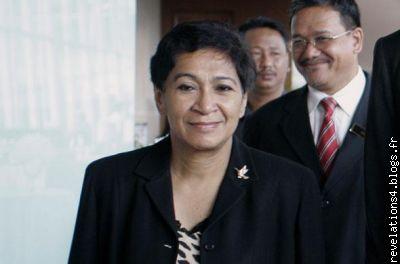 ambassadrice de l'Onu nommée pour accueillir les extraterrestres