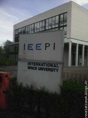 l'international space university � ilkirch