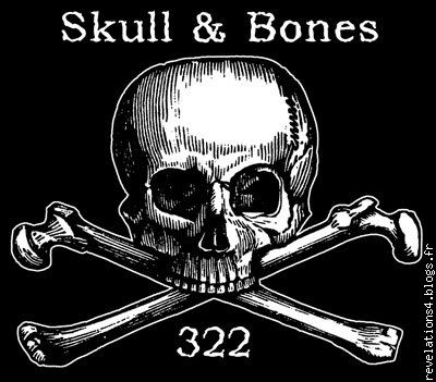 "le code 322 "" Skull and Bones """